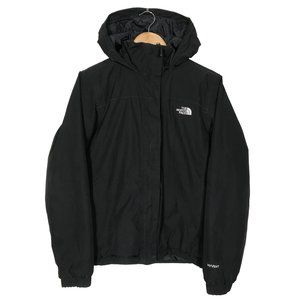 The North Face HyVent insulated windbreaker black